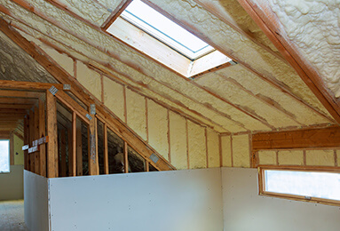 How to insulate a usable attic? – attic thermal insulation